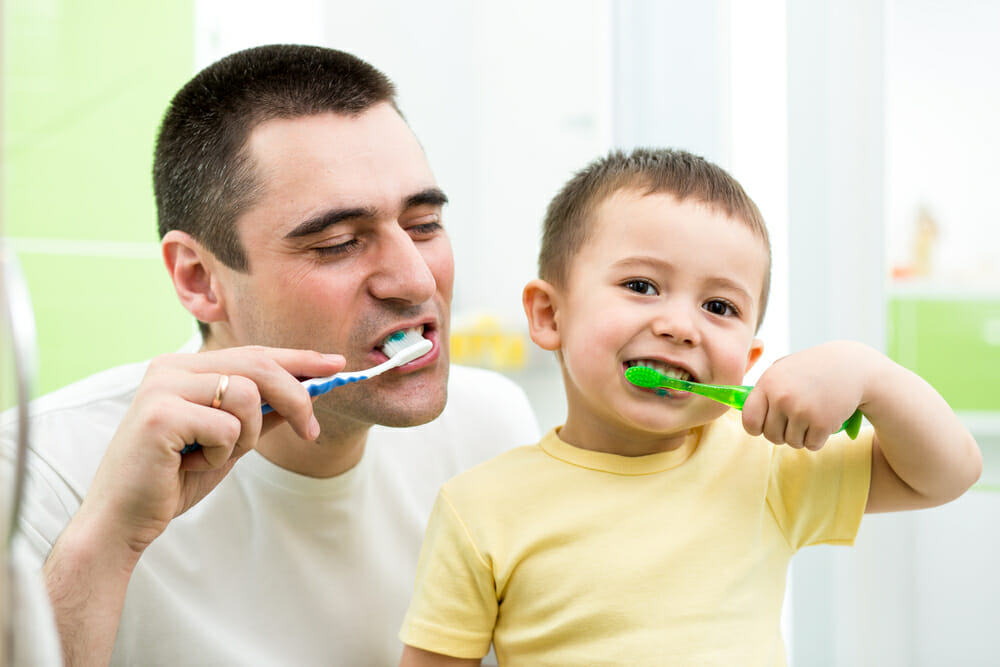 Differences Between Caring for Children's Teeth and Adult Teeth